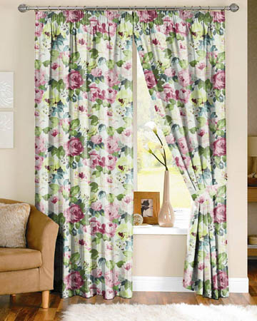 Prestigious Willoughby Verdi Curtains