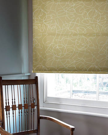 Astral Gold Roller Blinds