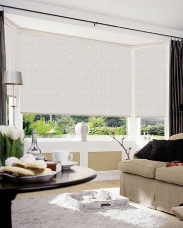 Chatsworth Cream Roller Blinds
