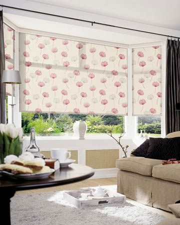 Decora Calista Lust Roller Blinds