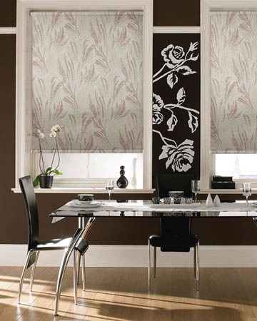 Epsom Burnet Roller Blinds