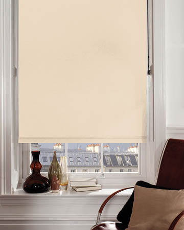 Harris Peach Roller Blinds