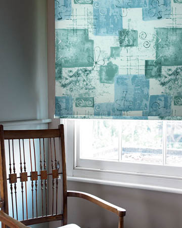 Java Verdure Roller Blinds