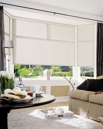 Louvolite Carnival Birch Roller Blinds