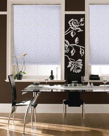 Profile Gentian Roller Blinds