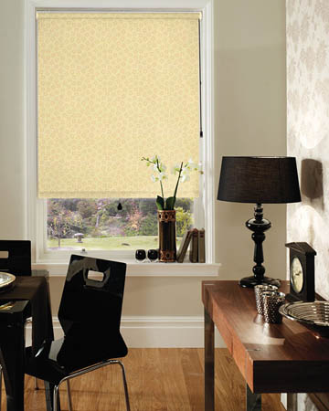 Profile Wicker Roller Blinds