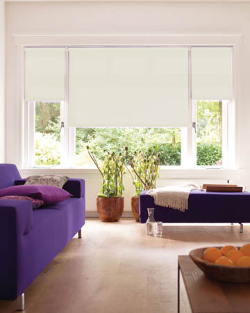 Puriti Cotton Roller Blinds