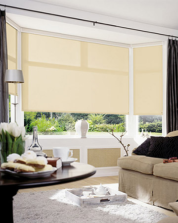 Simply Beige Roller Blinds