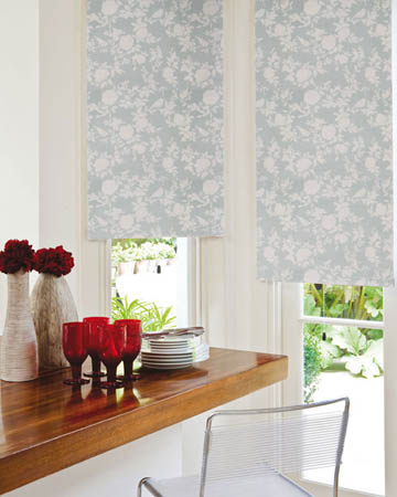 Sparrow Duckegg Roller Blinds