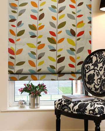 Prestigious Evergreen Olive Oil Roman Blinds