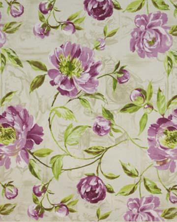 Prestigious Full Bloom Lavender Roman Blinds