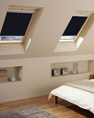 Original velux roller blinds blinds uk for Velux window shades