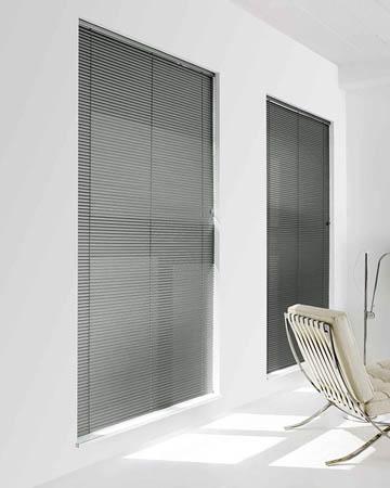 Filtra Silver Aluminium Venetian Blinds