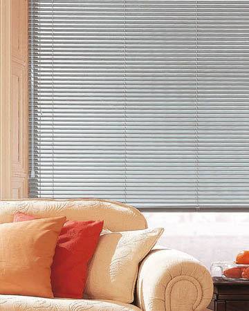 True White Aluminium Venetian Blinds