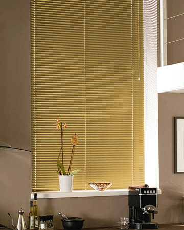 Fasttrack Natural Aluminium Venetian Blinds