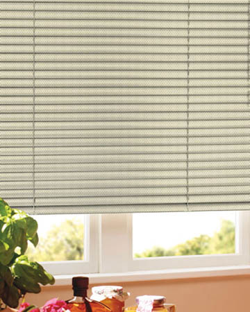 Pungent Cream Aluminium Venetian Blinds