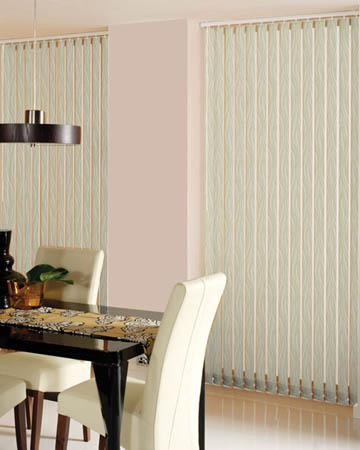 Decora Diva Masquerade Vertical Blinds