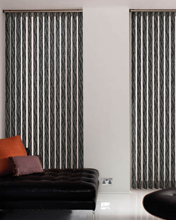 Decora Diva Minx Vertical Blinds