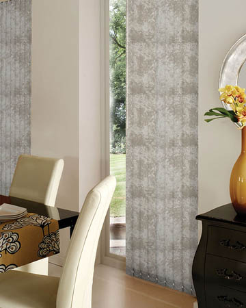 Decora Marble Cirrus Vertical Blinds