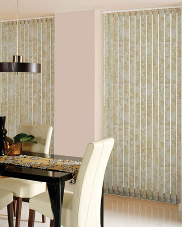 Decora Marble Finesse Vertical Blinds