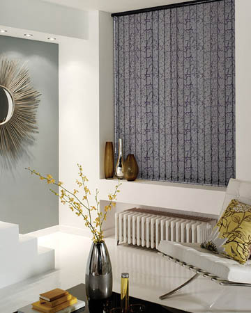 Decora Metz Raphsody Vertical Blinds