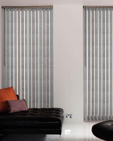 Decora Metz Slink Vertical Blinds