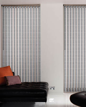 Decora Persia Darius Vertical Blinds