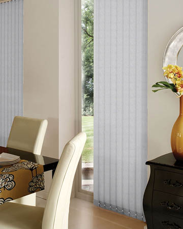 Decora Samba Frost Vertical Blinds
