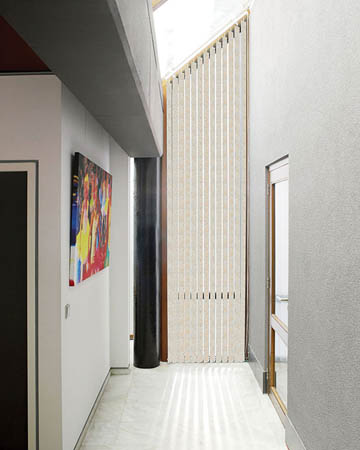 Decora Silica Fawn Vertical Blinds