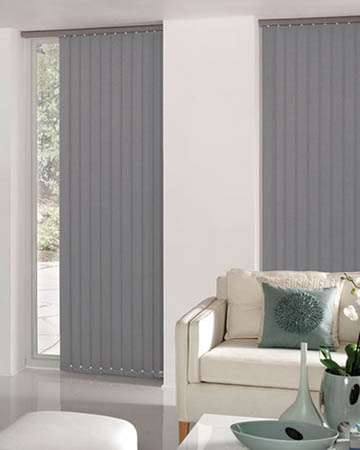 Decora Splash Rock Vertical Blinds