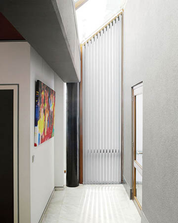 Alicante Cream Vertical Blinds