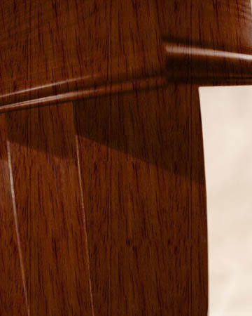 Premium Leadwood Vertical Blinds