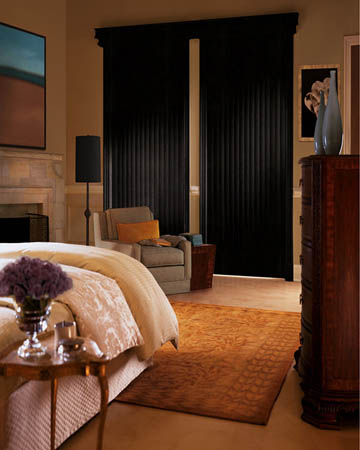 Premium Wenge Vertical Blinds