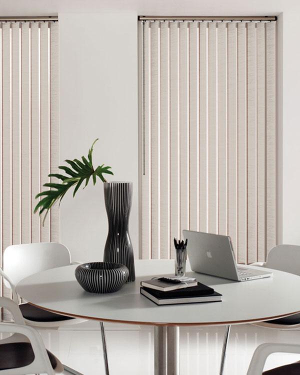 eclipse palette stone grey vertical blinds. Black Bedroom Furniture Sets. Home Design Ideas