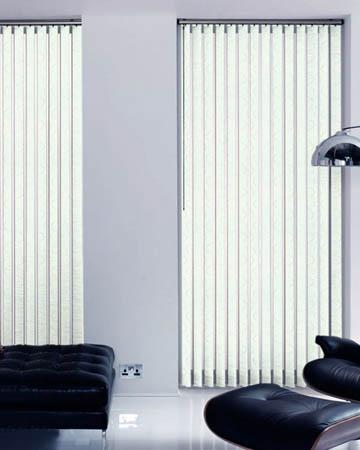 Louvolite Aura Emerald Vertical Blinds