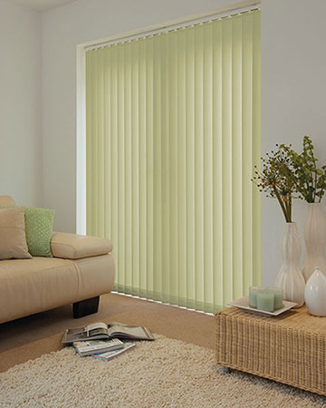 Louvolite Carnival Willow Vertical Blinds