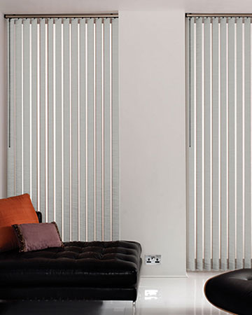 Simply Beige Vertical Blinds
