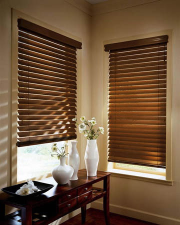 Sunwood Chestnut Wooden Blinds
