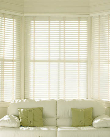 Filigree Wooden Blinds