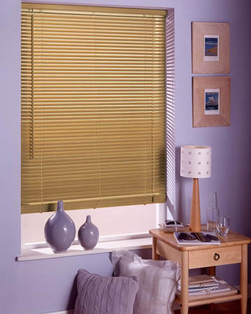 Pecan Wooden Blinds