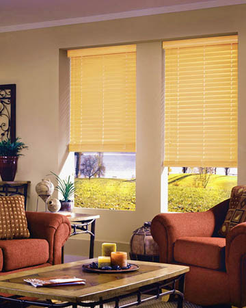 Sunwood Pine Wooden Blinds
