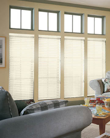Sugar Wooden Blinds
