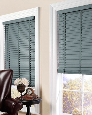 Sunwood Ash Wooden Blinds