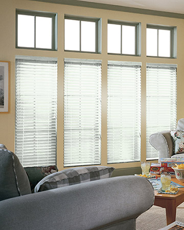 Sunwood Gloss Pure Wooden Blinds