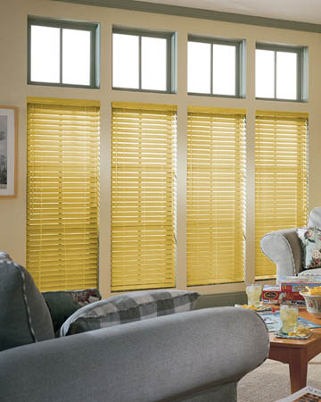 Styleline Express Plus Natural Wooden Blinds