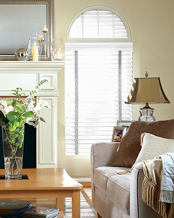 Styleline Express Plus Pearl Wooden Blinds