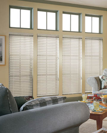 Styleline Express Plus Stone Wooden Blinds