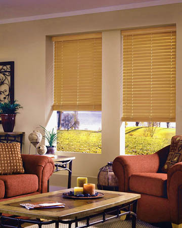 Styleline Express Plus Sugar Maple Wooden Blinds