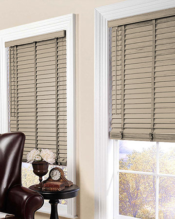 Calico Wooden Blinds