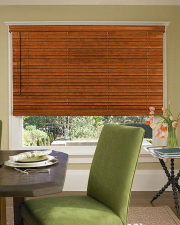 Enhanced Beech Wooden Blinds